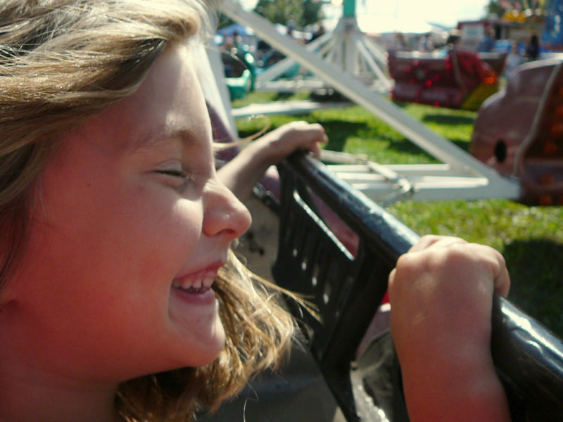 Enjoy the Ride ~ Maisie 2009