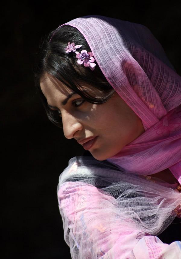 Kordish woman