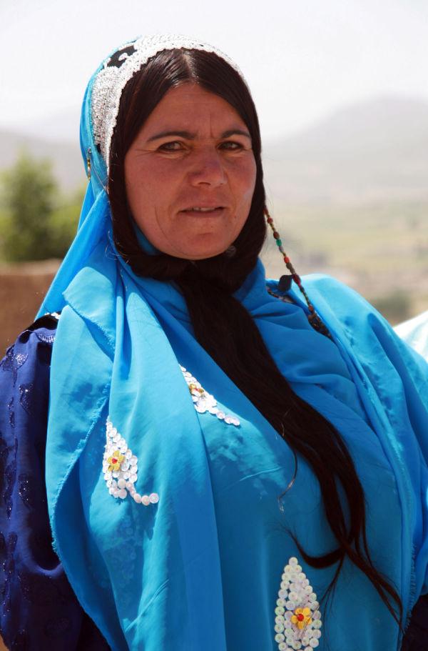Bakhtiyari's Woman