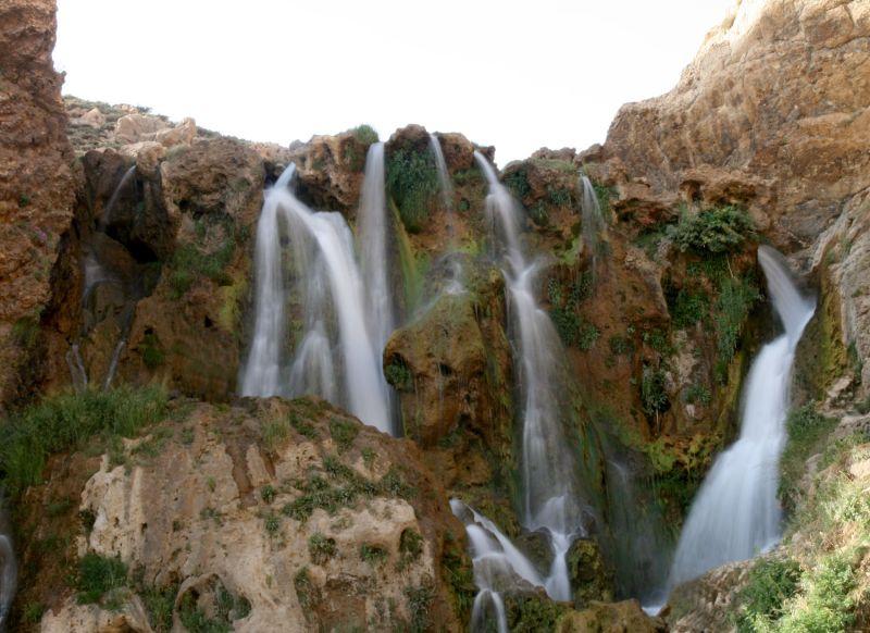 Sheikh Ali Khan Waterfall