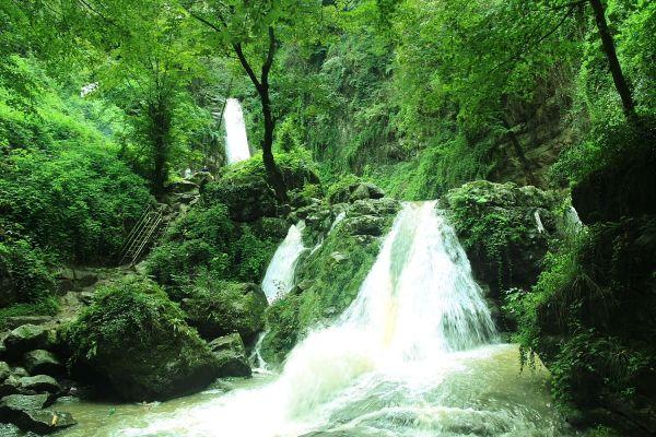 Shir Abad Waterfall (1)