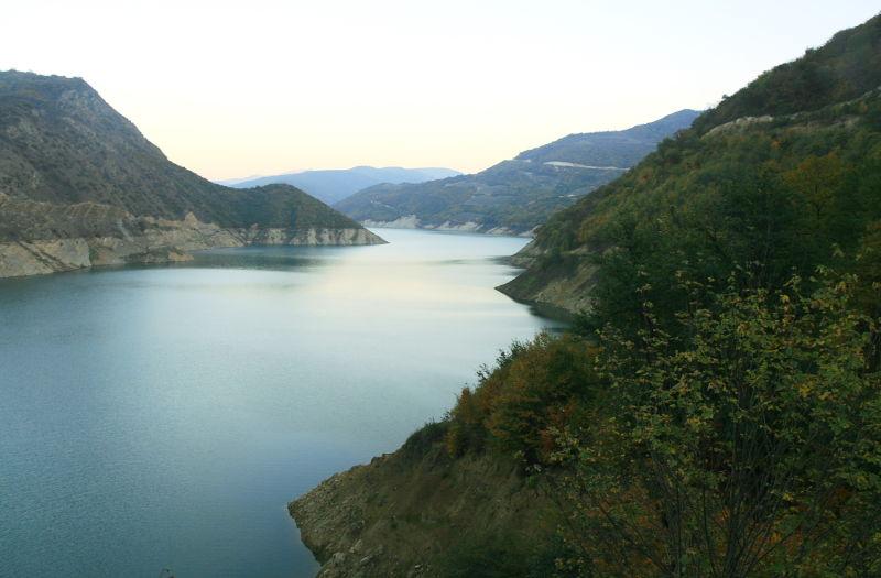 Soleiman Tange Lake