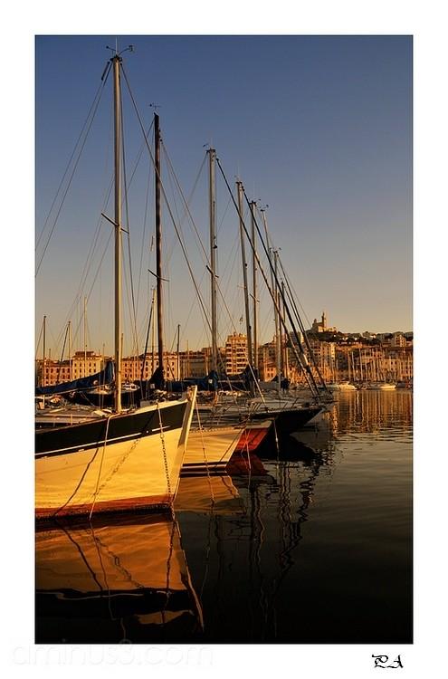 Soir ,Marseille