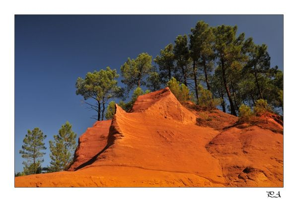 Ocre,Roussillon