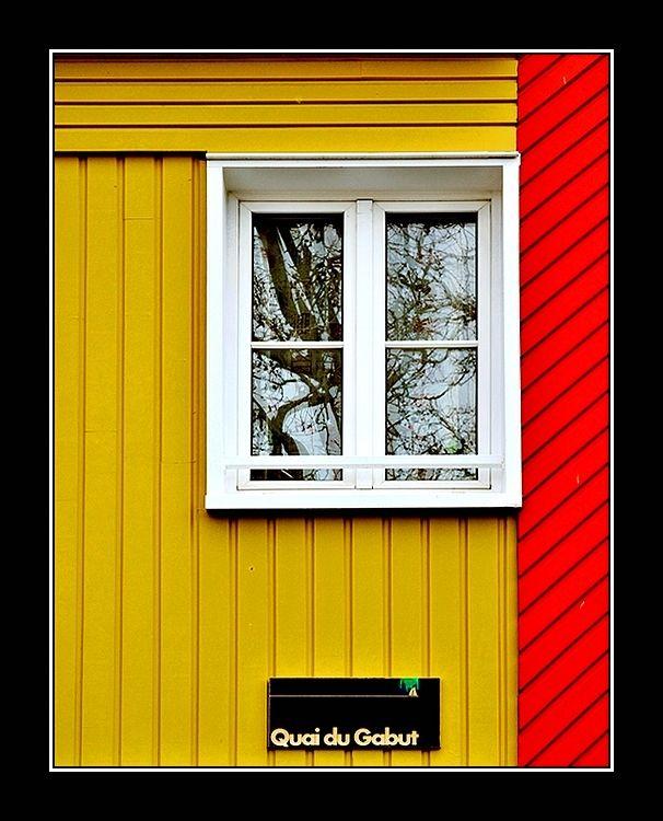Fenêtre  ,   Couleur , Graphisme