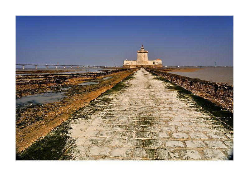 Fort Louvois ,Charente-Maritime
