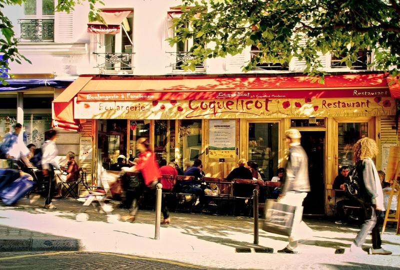 Coquelicot  parisien