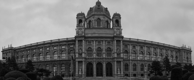 The Kunsthistorisches Museum in Vienna.
