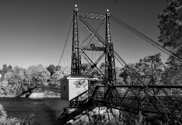 Another shot of the two-cent bridge.