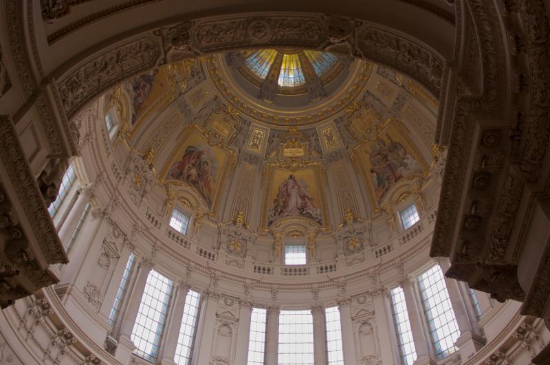 The Berliner Dom.