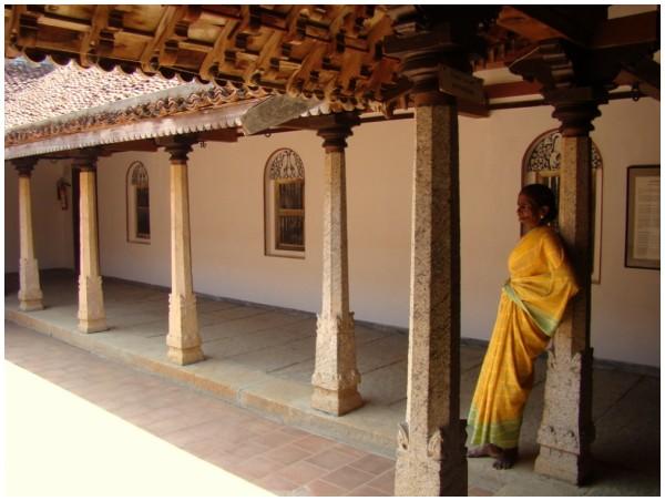 Dakshina Chitra near Chennai, Tamil Nadu