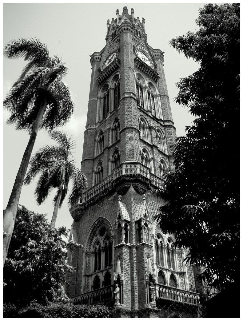 Rajabai Tower at Bombay University