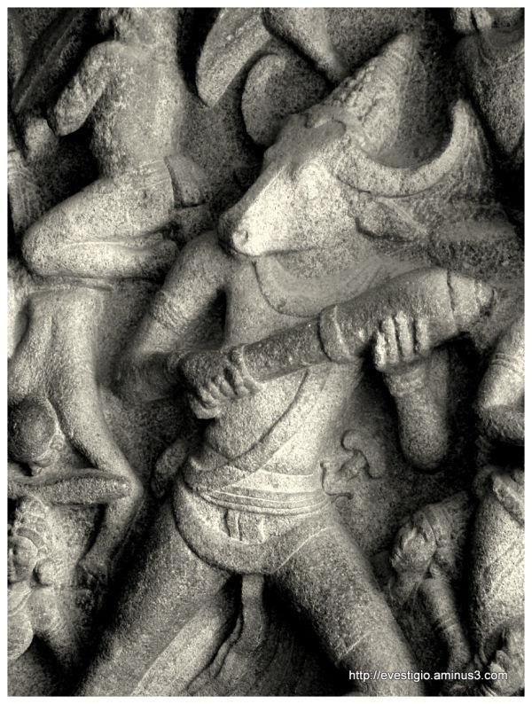 Rock Caves at Mahabalipuram
