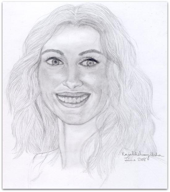 Portrait : Julia