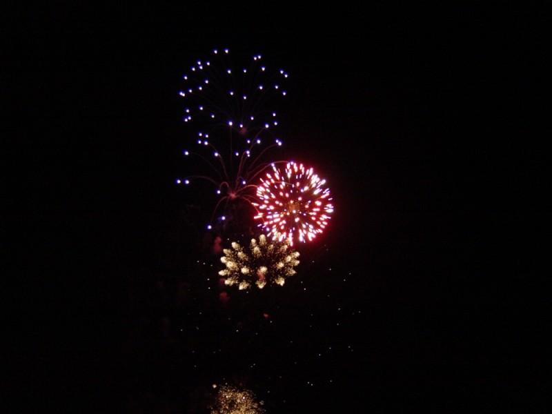 Fireworks Again