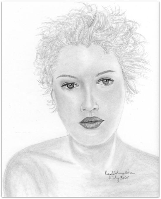 Portrait : Drew