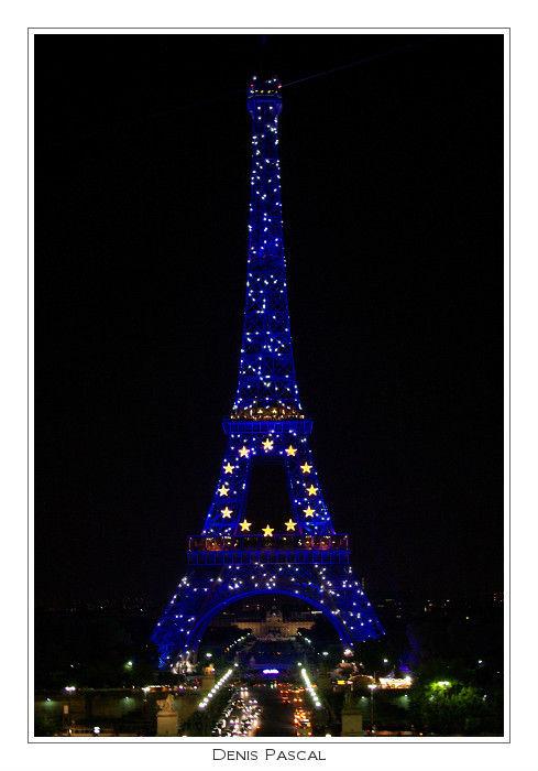 Paris, inoubliable souvenir !