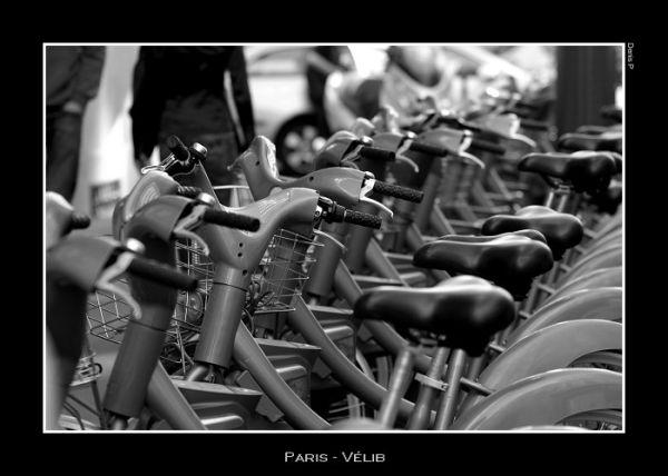 Le vélib, ça vous change la vie ?