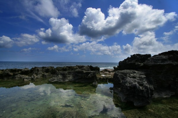 Spittal Pond, Bermuda