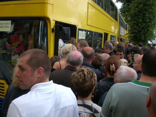 The Joys of Public Transport