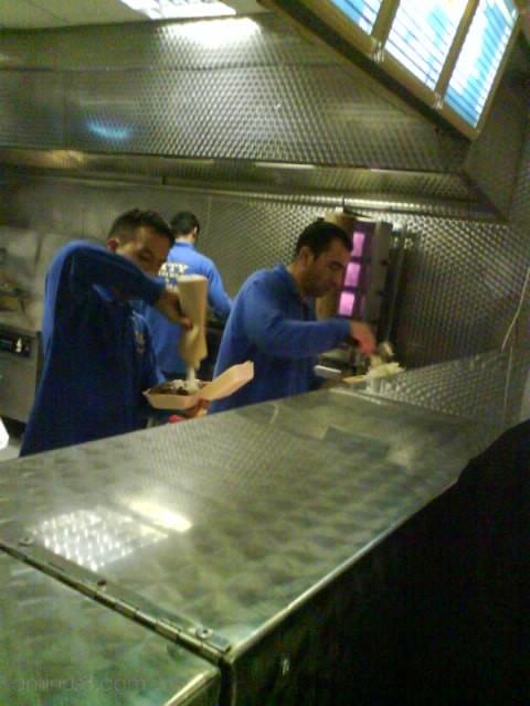 Kebab Sellers