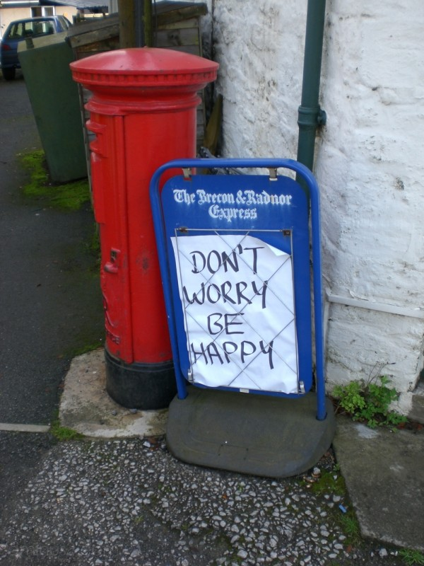 No News in Brecon