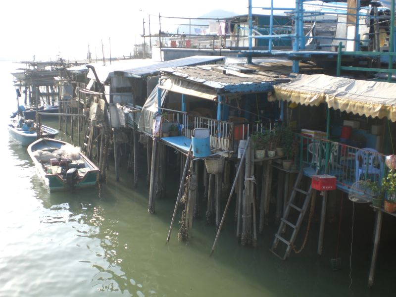 Tai O Stilt-houses
