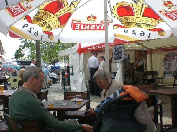 Polish Beer Garden