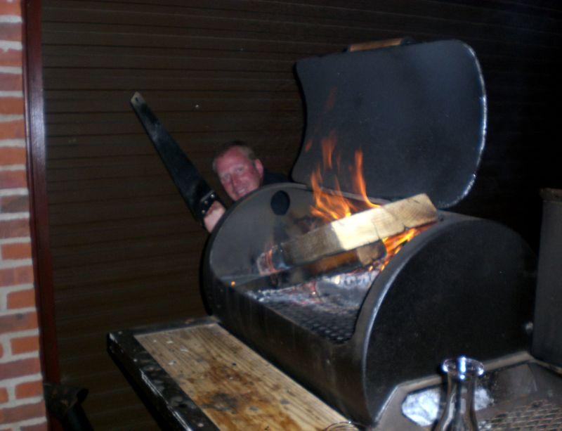 Booze + Saw + Fire = Danger