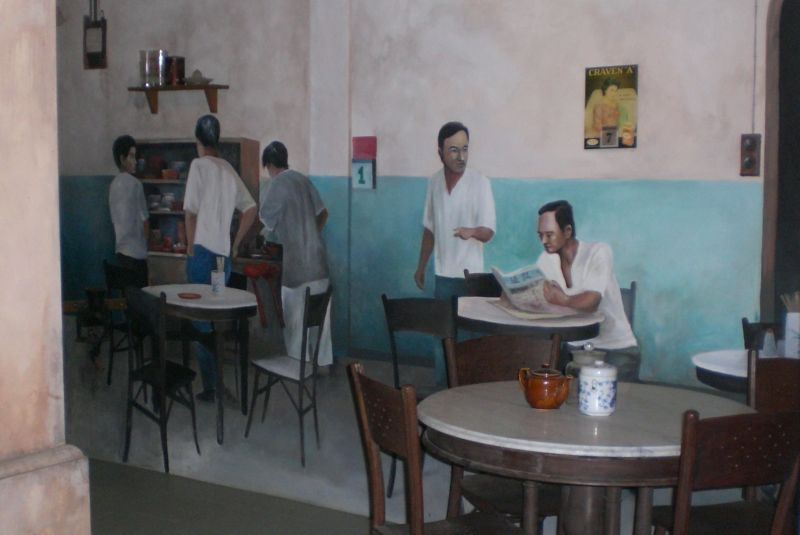 Dimensional Cafe