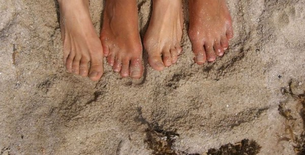 Feet and feet