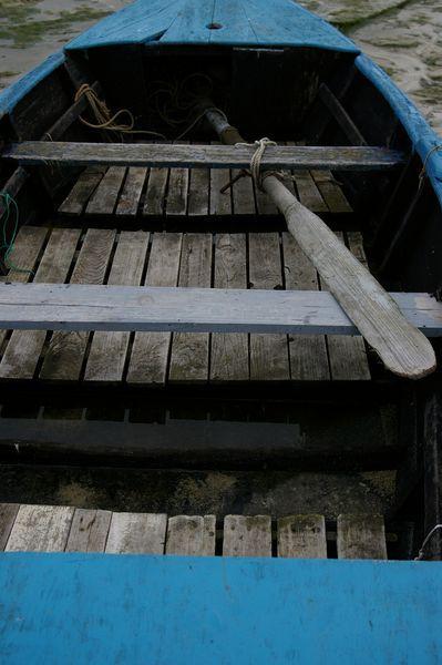Barque à Locmalo