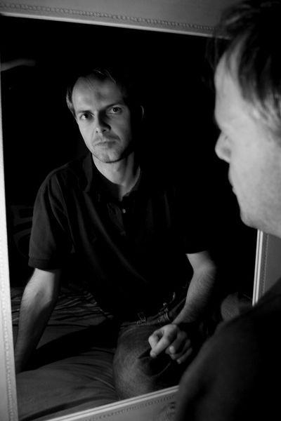 Portrait au miroir