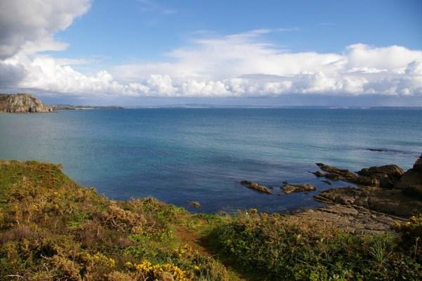 Presqu'île de Crozon - Depuis l'île de l'Aber 5