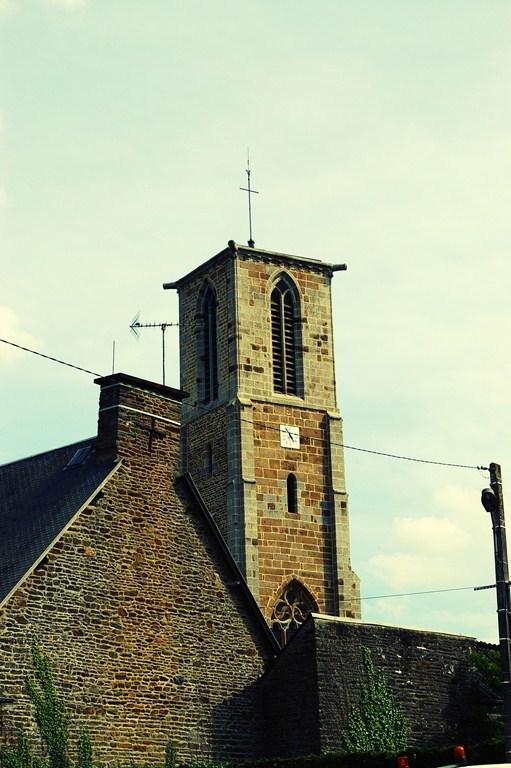 Normandie, clocher
