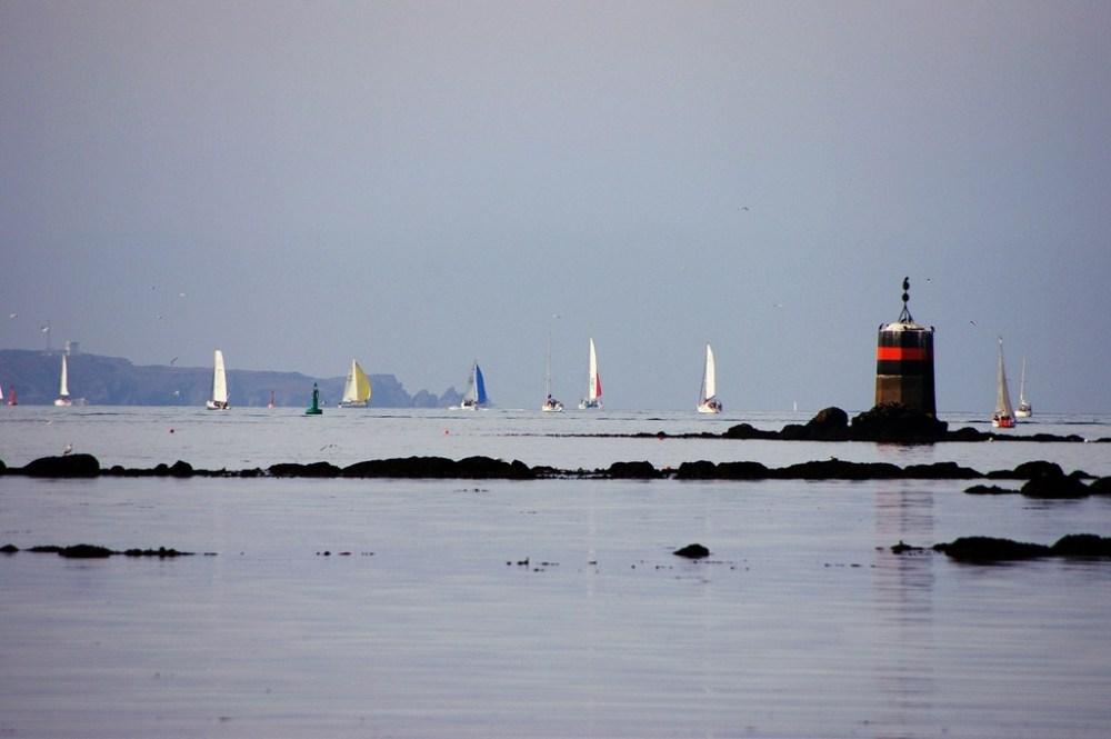 port-louis bretagne mer sea lohic bateau voile