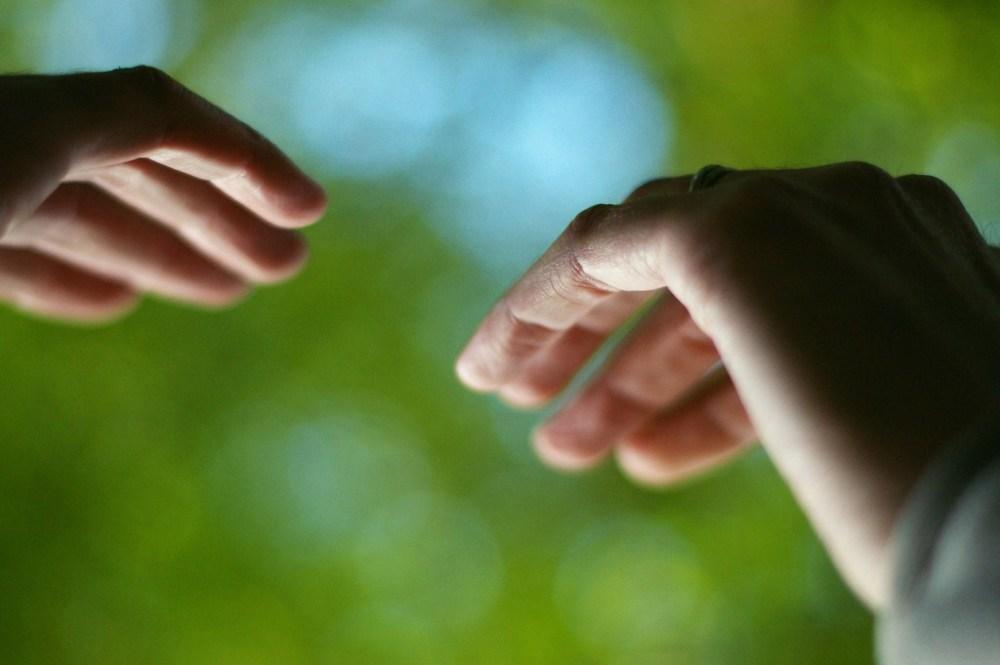 Jeux de mains