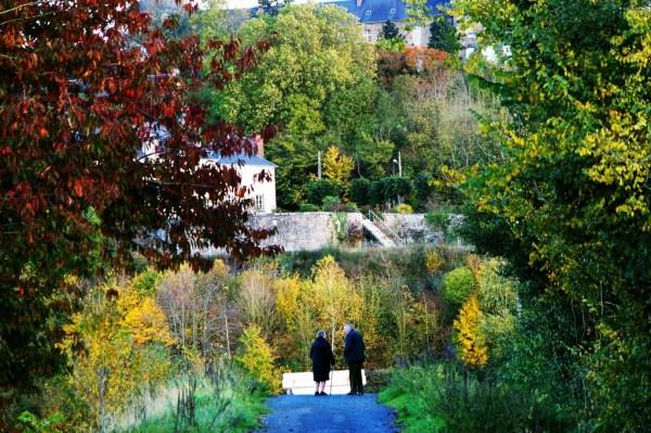 promenage avranches automne