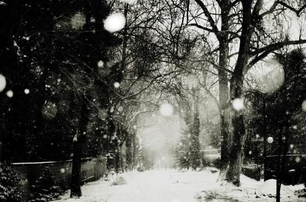 neige normandie