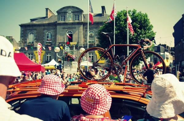 """""""tour de france"""" 2013 vélo normandie avranches"""