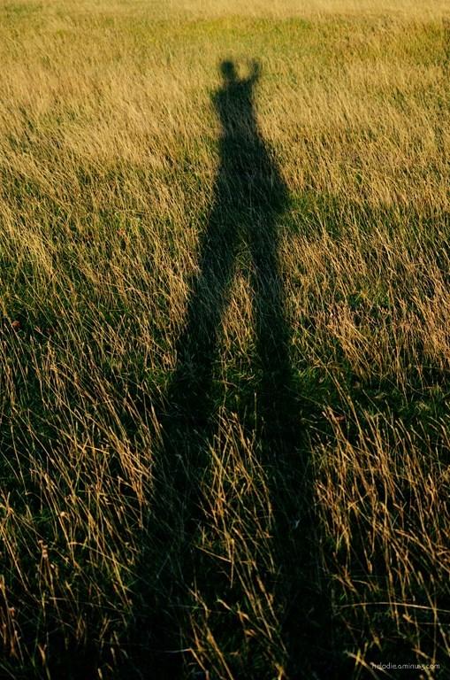 Autoportrait à l'ombre