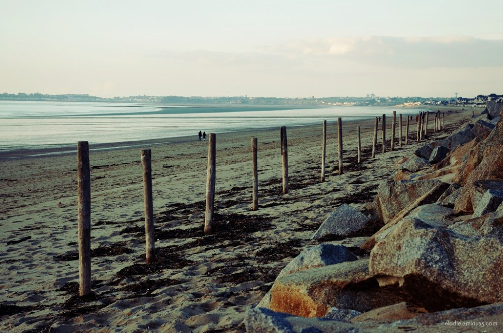 jullouville plage normandie