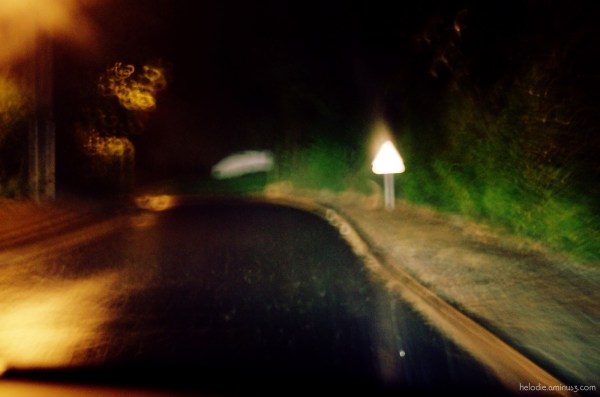 Nuit de pluie