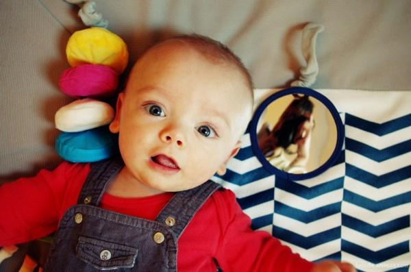 Autoportrait au bébé