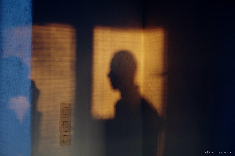 elodie hergoualch silhouette shadow