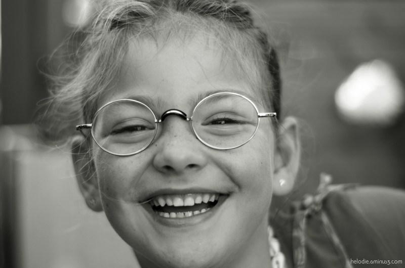 Margot aux lunettes