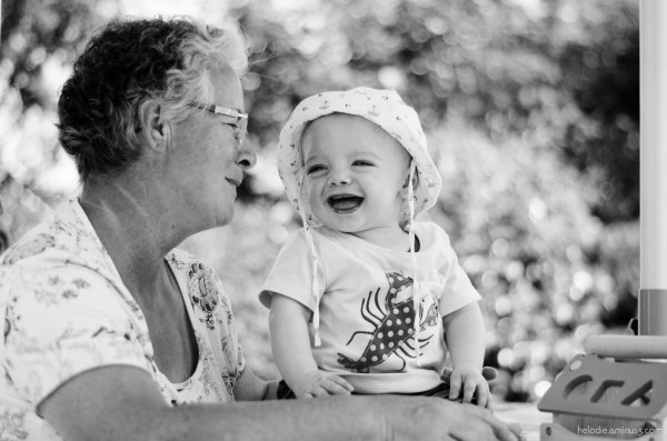 Alban et sa Grand-mère