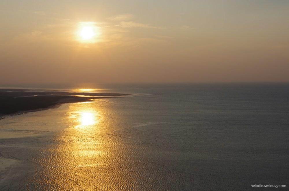 La Normandie, le jour