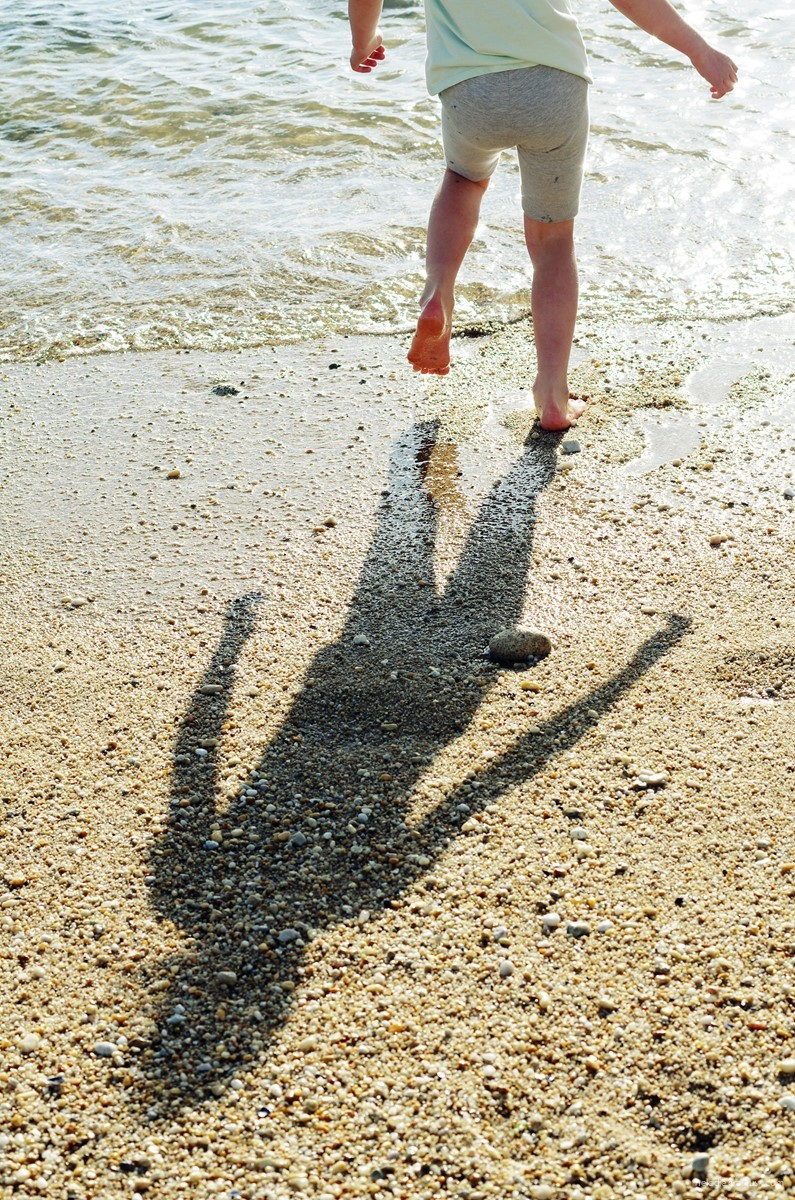 L'ombre dansante
