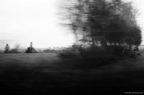 Le temps noir, engloutissement